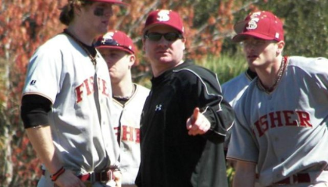 Fisher Names Potter Baseball Head Coach - St  John Fisher College