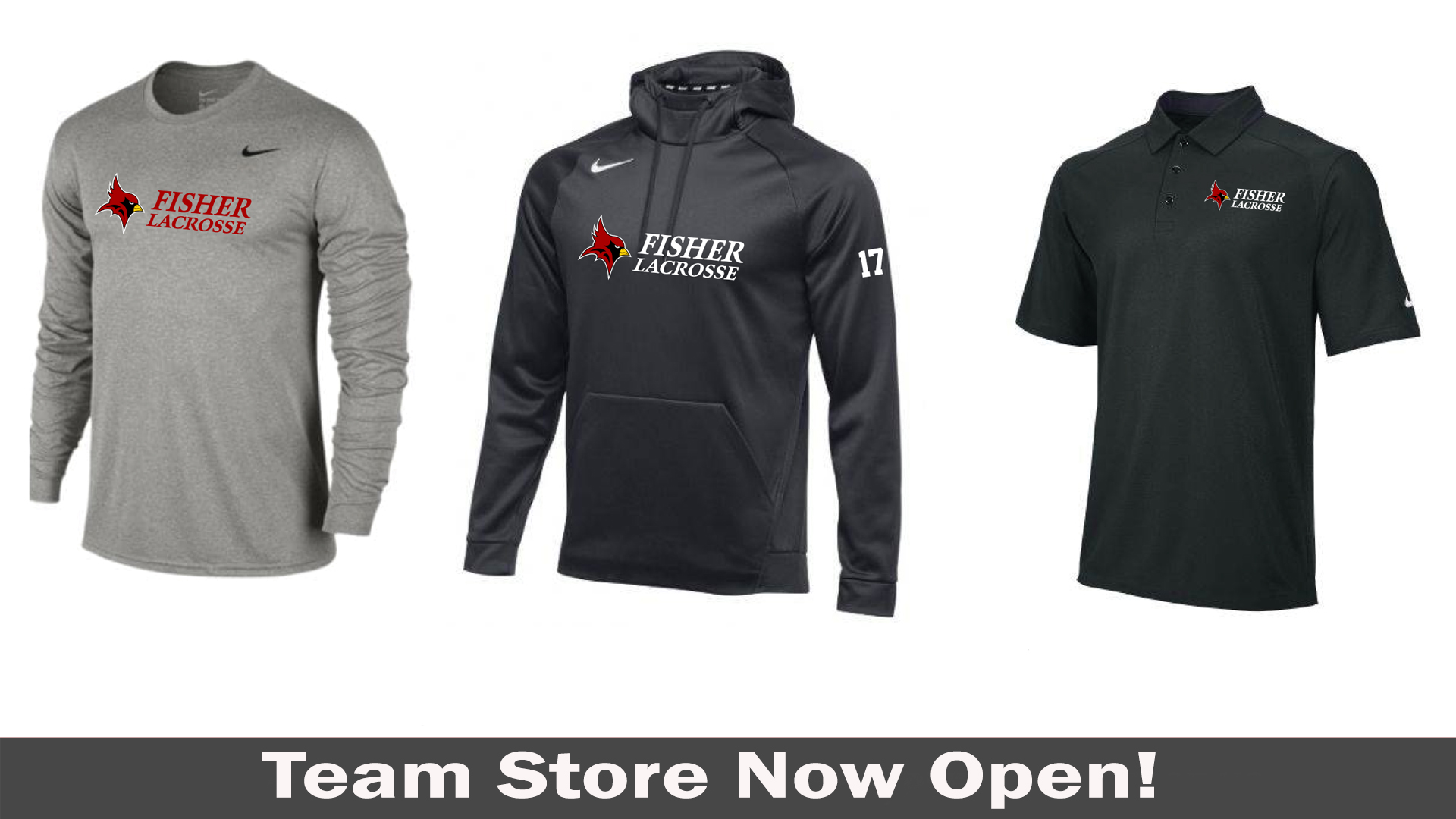 Men S Lacrosse Announces Team Store Now Open St John Fisher