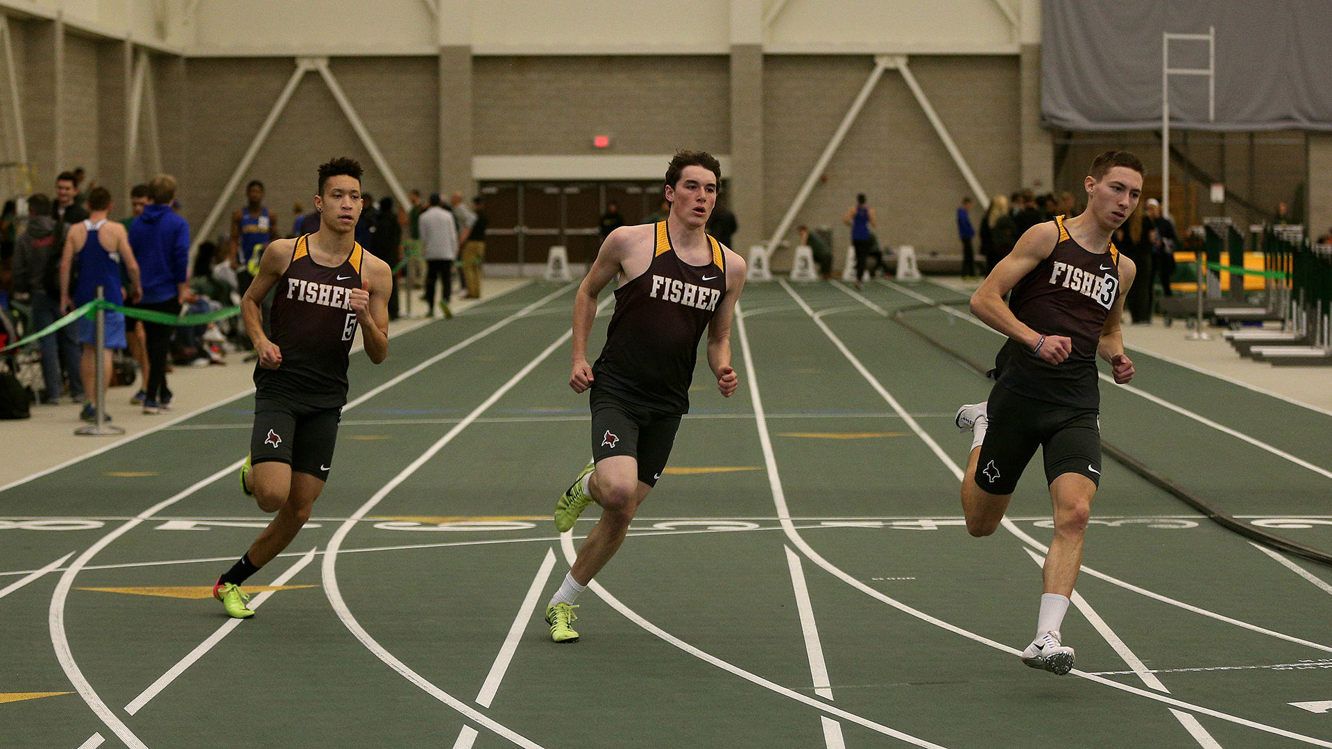 d83a3cf3fb Men s Track and Field Sets Two School Records at the Brockport ...
