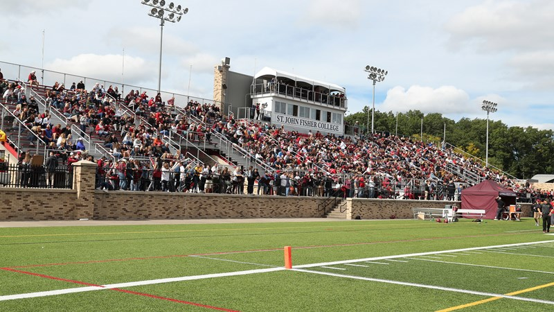 football to celebrate seniors and close out season on saturday